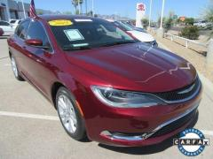 2015 Chrysler 200 4D Limited Car