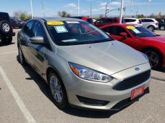 2016 Ford Focus 4D SE Car
