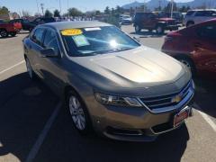 2017 Chevrolet Impala 4D LT Car