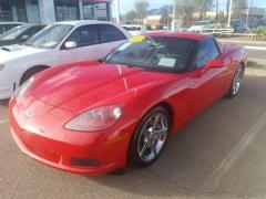 2008 Chevrolet Corvette 2D 2DR CPE Car