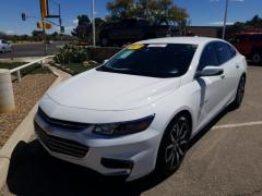 2017 Chevrolet Malibu 4D LT Car