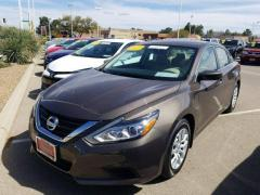 2017 Nissan Altima 4D 2.5 S Car