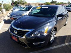 2015 Nissan Altima 4D 2.5 Car