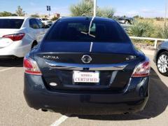 2015 Nissan Altima 4D 2.5 Car