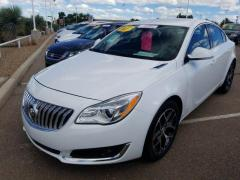 2017 Buick Regal 4D Sport Touring Car