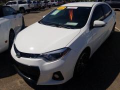 2016 Toyota Corolla 4D S Car