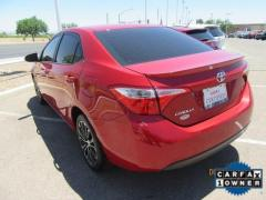 2016 Toyota Corolla 4D S Plus Car