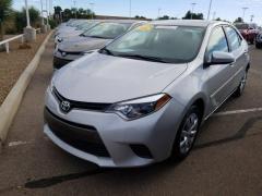 2016 Toyota Corolla 4D L Car
