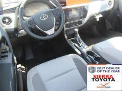 2017 Toyota Corolla 4D LE Car