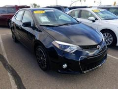 2014 Toyota Corolla 4D S Plus Car