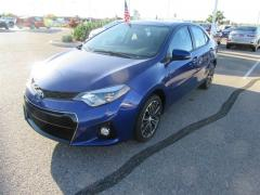 2016 Toyota Corolla 4D S Plus Car