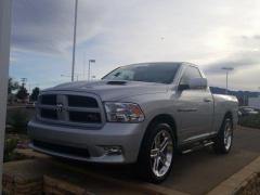 2012 Ram 1500 R/T