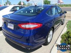 2016 Ford Fusion 4D SE Car