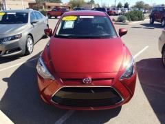 2017 Toyota Yaris iA 4D 4DR SDN AUTO Car