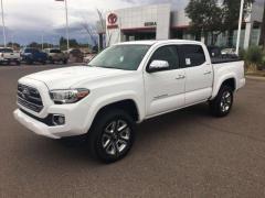 2017 Toyota Tacoma Double Cab Limited