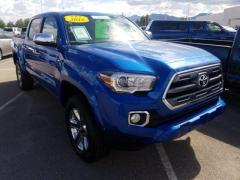 2016 Toyota Tacoma Double Cab Limited