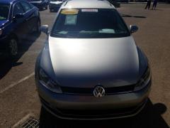 2016 Volkswagen Golf SportWagen TSI S