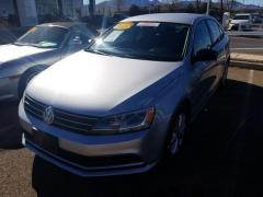 2015 Volkswagen Jetta Sedan 4D 1.8T SE Car