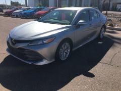 2018 Toyota Camry 4D XLE Car