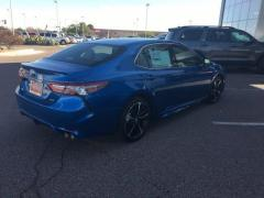 2018 Toyota Camry 4D XSE Car