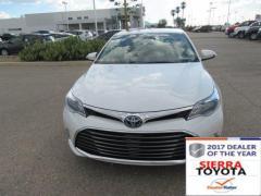 2018 Toyota Avalon 4D Hybrid Limited Car