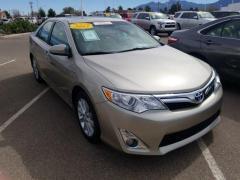 2013 Toyota Camry Hybrid 4D XLE Car