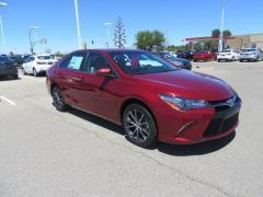 2017 Toyota Camry 4D XSE Car