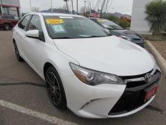 2016 Toyota Camry 4D SE W/SPECIAL EDIT Car