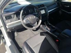 2017 Toyota Camry 4D SE Car