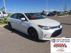 2017 Toyota Avalon 4D Touring Car