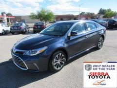 2017 Toyota Avalon 4D XLE Car