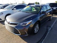 2018 Toyota Avalon 4D Limited Car