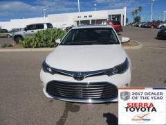 2018 Toyota Avalon 4D XLE Premium Car