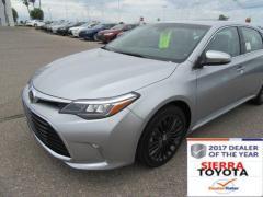 2018 Toyota Avalon 4D Touring Car