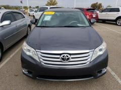 2012 Toyota Avalon 4D 4DR SDN XLE Car