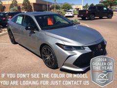 2019 Toyota Avalon 4D Touring Car
