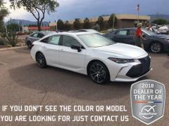 2019 Toyota Avalon 4D Touring Car