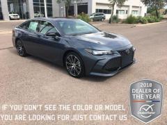 2019 Toyota Avalon 4D XSE Car