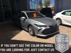 2019 Toyota Avalon 4D XLE Car