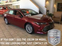 2019 Toyota Avalon 4D Limited Car