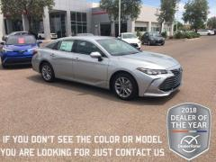 2019 Toyota Avalon 4D XLE Car