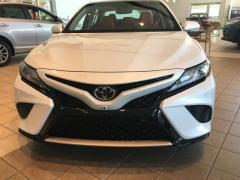 2018 Toyota Camry 4D XSE V6 Car