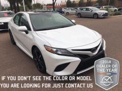 2019 Toyota Camry 4D XSE V6 Car