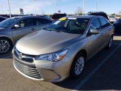 2015 Toyota Camry 4D XLE Car