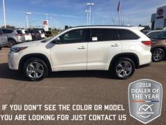 2018 Toyota Highlander Limited