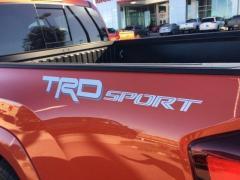 2018 Toyota Tacoma Double Cab TRD Sport