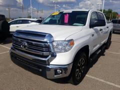 2016 Toyota Tundra Crew Cab Pickup SR5