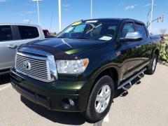 2013 Toyota Tundra 4WD Truck Ltd