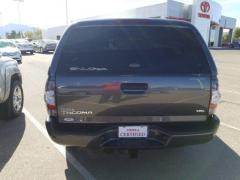 2013 Toyota Tacoma Double Cab DBL CAB 4WD V6 AT