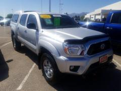 2012 Toyota Tacoma Double Cab DBL CAB 4WD V6 AT